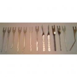 KLOM tool EPG 13pc replacement Needle set   KPG13